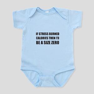 If Stress Burned Calories Body Suit