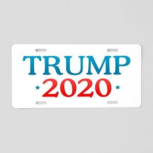 Donald Trump - 2020 Aluminum License Plate