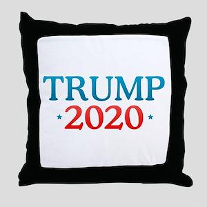 Donald Trump - 2020 Throw Pillow