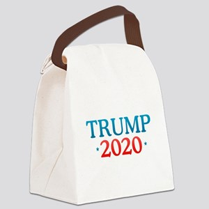 Donald Trump - 2020 Canvas Lunch Bag
