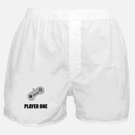 Player One Boxer Shorts