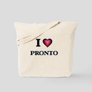 I Love Pronto Tote Bag