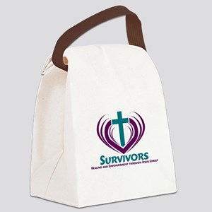 Survivors Canvas Lunch Bag