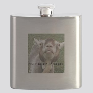Highwired Goat Flask