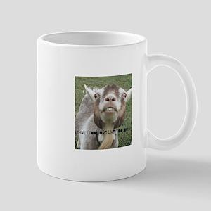 Highwired Goat Mugs