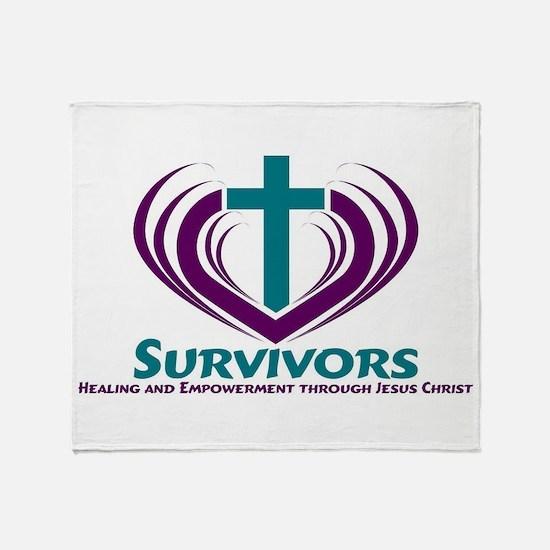 Survivors Throw Blanket