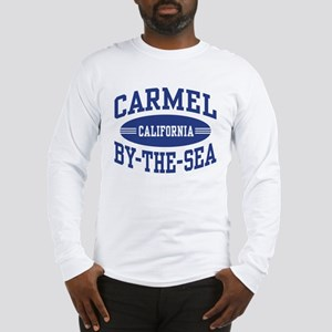Carmel By The Sea Long Sleeve T-Shirt