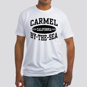 Carmel By The Sea Fitted T-Shirt