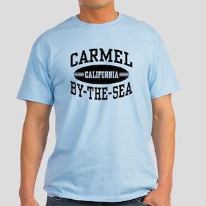 Carmel By The Sea Light T-Shirt
