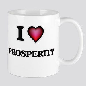 I Love Prosperity Mugs