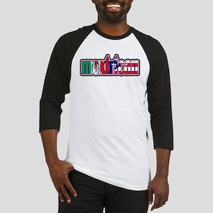 Mexirican Baseball Jersey