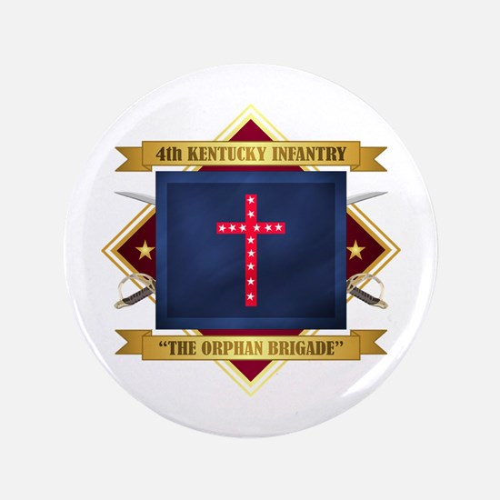 4th Kentucky Infantry Button
