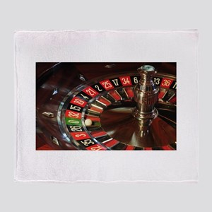 Roulette Throw Blanket