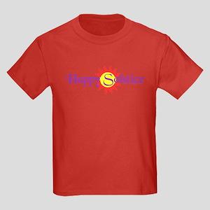 Happy Solstice Kids Dark T-Shirt