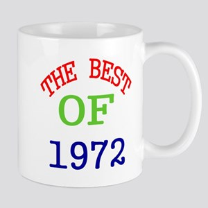 The Best Of 1972 Mug