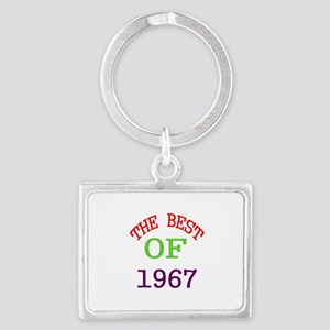 The Best Of 1967 Landscape Keychain