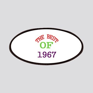 The Best Of 1967 Patch