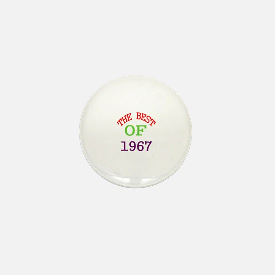 The Best Of 1967 Mini Button
