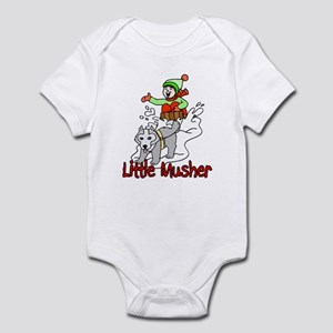 Little Musher Infant Bodysuit