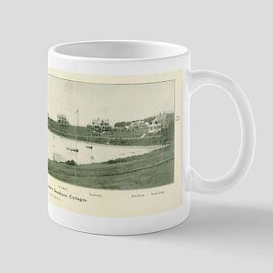 Wychmere Harbor 1910 Mugs