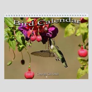 Blue Jay Cover Wall Calendar