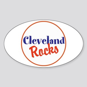 Cleveland Rocks Sticker