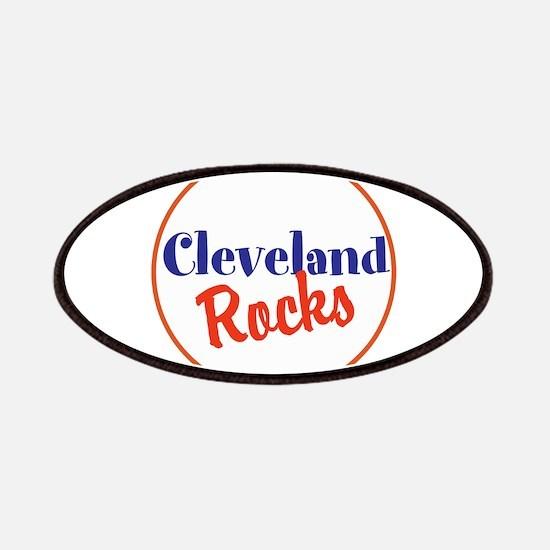 Cleveland Rocks Patch