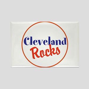 Cleveland Rocks Magnets