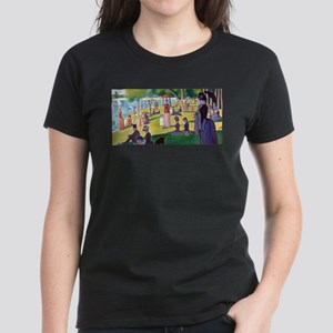 A Sunday Afternoon on La Grande Jatte by S T-Shirt