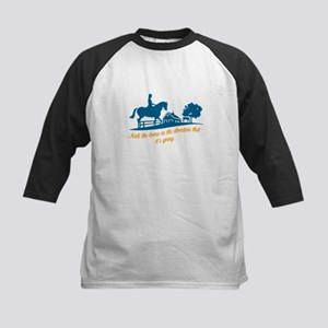ride the horse in the direction th Baseball Jersey