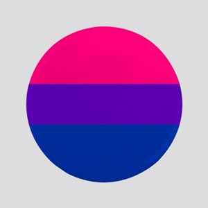 Solid Bisexual Pride Flag Button