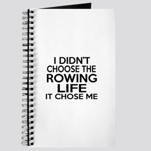 Rowing It Chose Me Journal