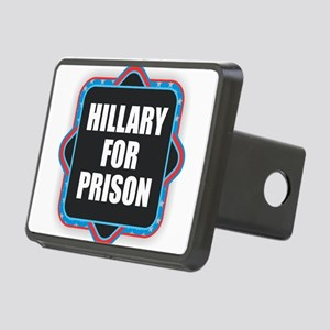 Hillary for Prison Rectangular Hitch Cover