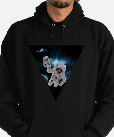 Cats Lost in Space Hoodie