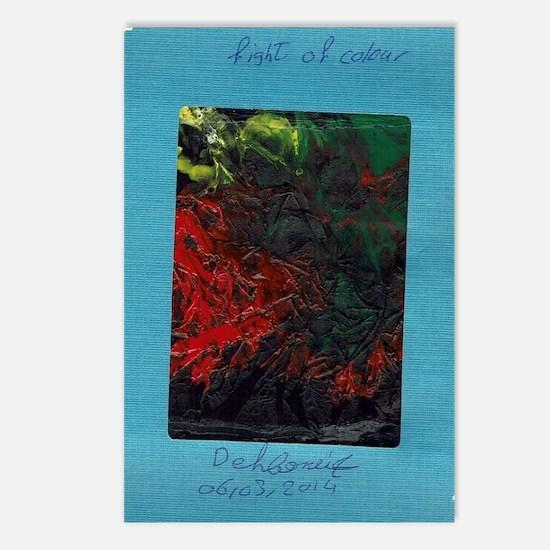Cute Advertising agency Postcards (Package of 8)