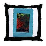 Everlasting Fairytale Logo Throw Pillow