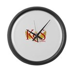 Kill on Sight Gaming Large Wall Clock