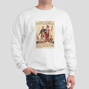 Side By Side Britannia Sweatshirt