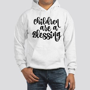 Children are a Blessing Hoodie