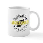 Spring Break Afghanistan Mugs