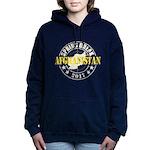 Spring Break Afghanistan Women's Hooded Sweatshirt