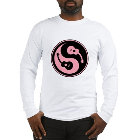 Yin-String Long Sleeve T-Shirt