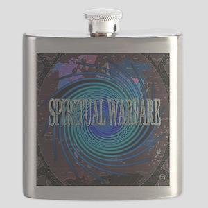 spiritual warfare Flask
