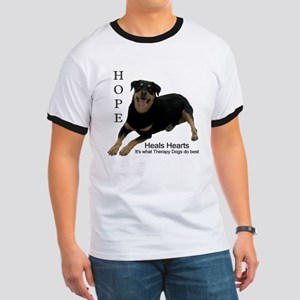 Hope - Personalized Ringer T