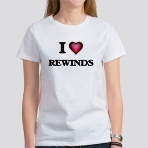 I Love Rewinds T-Shirt