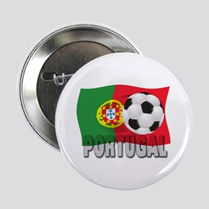 "Portugal soccer 2.25"" Button"