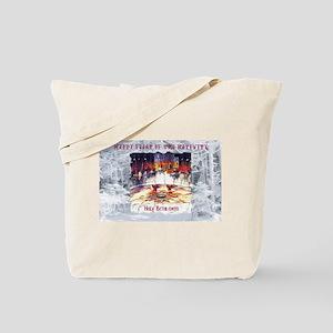 Nativity Bethlehem 1 Tote Bag