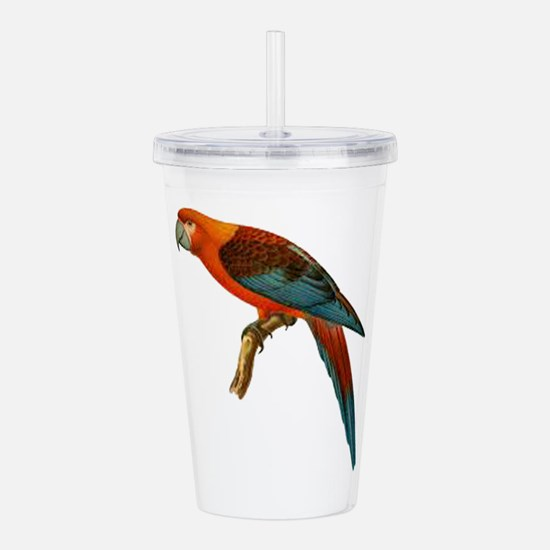 PERCHED Acrylic Double-wall Tumbler