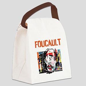 Foucault Canvas Lunch Bag