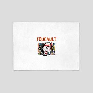 Foucault 5'x7'Area Rug